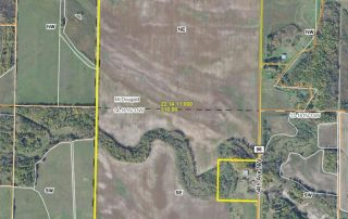 310 Acre Lake of the Woods Farm Land for Sale