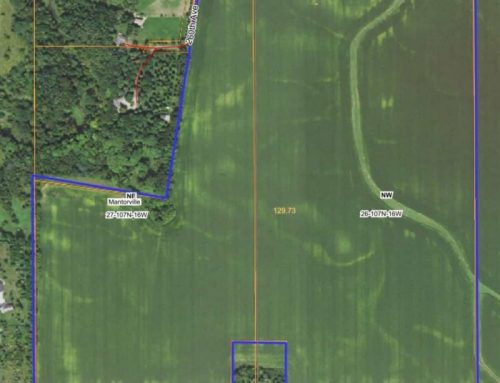 129.73 ± Acre Farmland – Kasson, MN