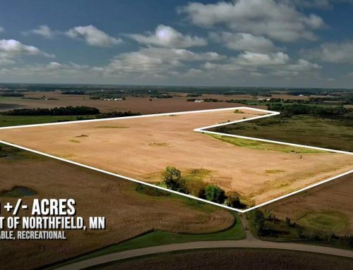 160 ± Acre Farmland – Greenvale Township – Dakota County, MN